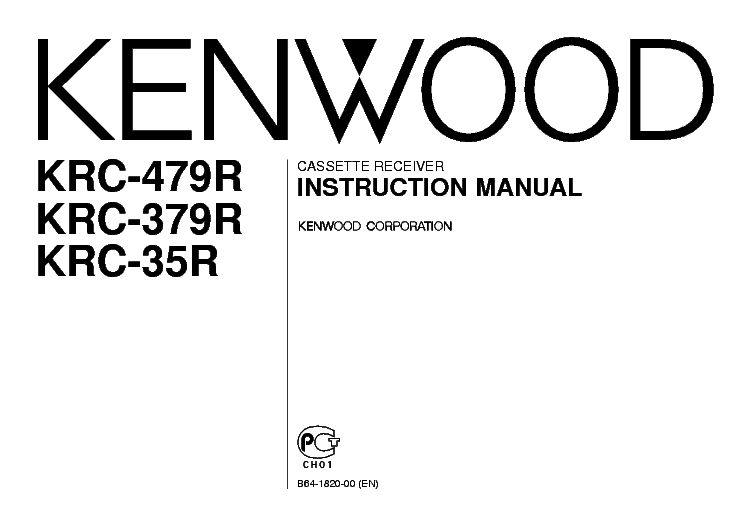 kenwood owners manuals