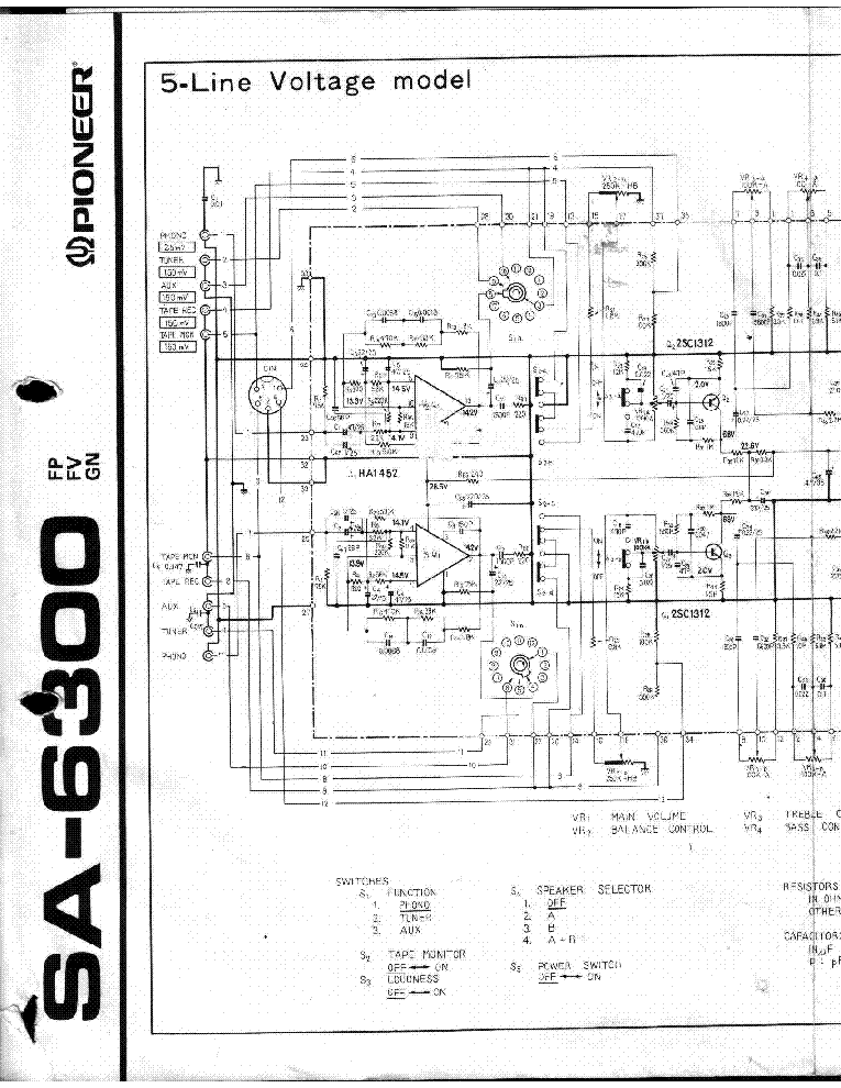 diagram nokia 6300