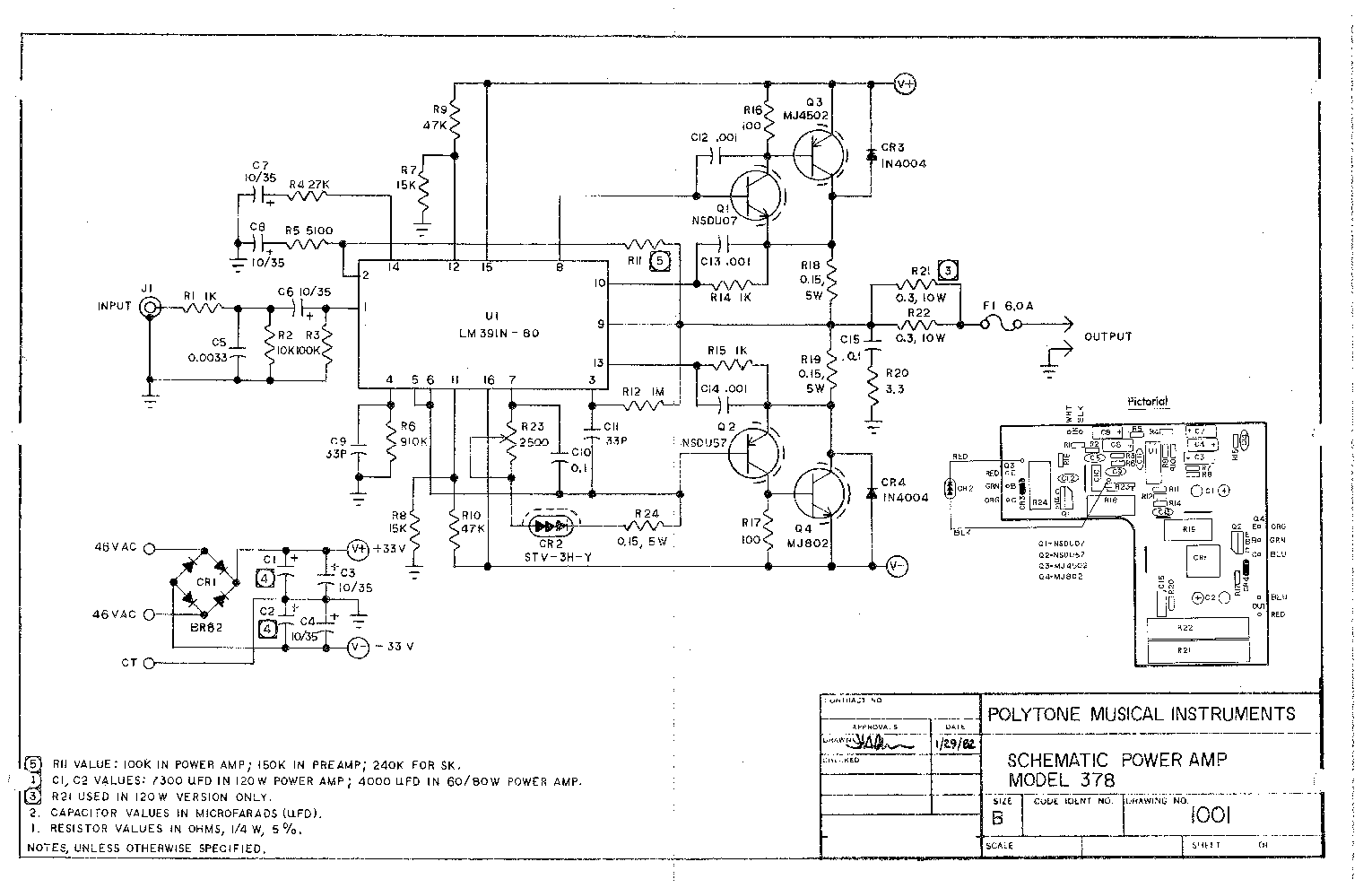 bass preamp schematic help needed page 2 electronics forum