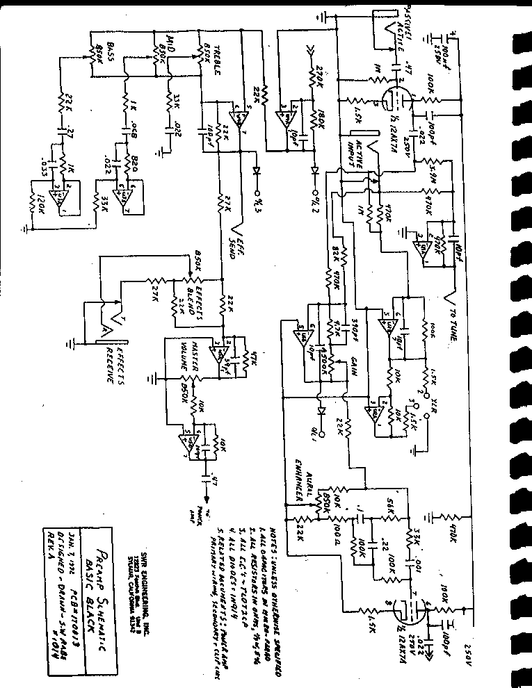swr meter wiring diagram