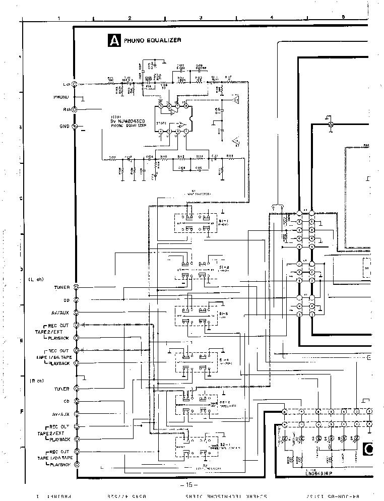 diagramas technics su v40 pdf technics