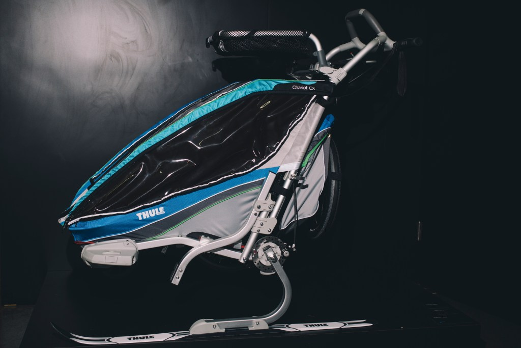 Interbike: Thule's Chariot CX