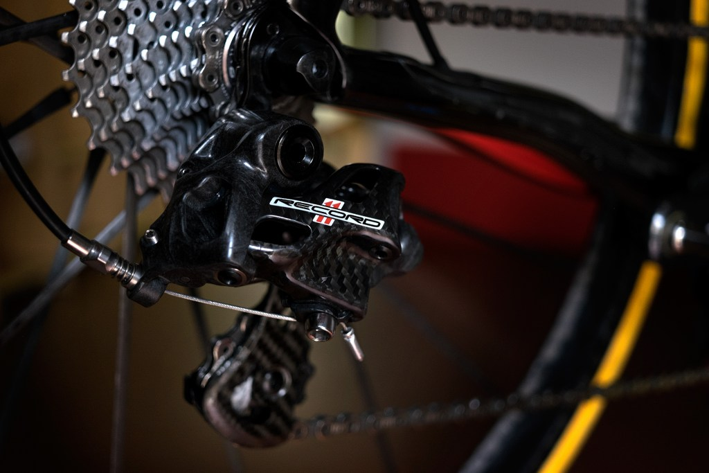 Campagnolo Revolution 11+ groupset