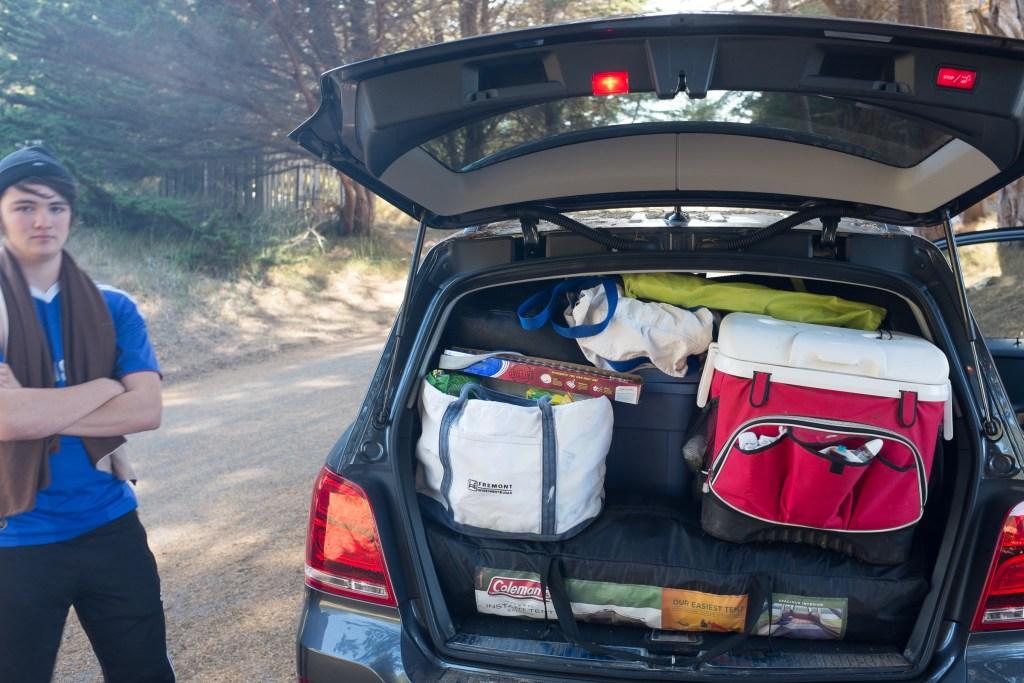 Bodega Bay Dunes campground