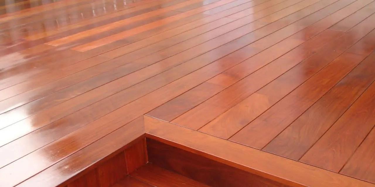 Ipe Sustainably Harvested Wood Decking