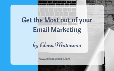 5 Surprising Facts on Getting the Most out of Email Marketing
