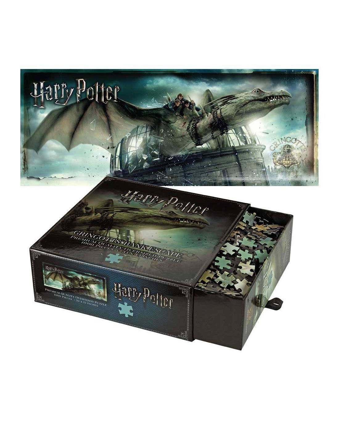 Comprar Libros De Harry Potter Puzzle Escape De Gringotts Harry Potter