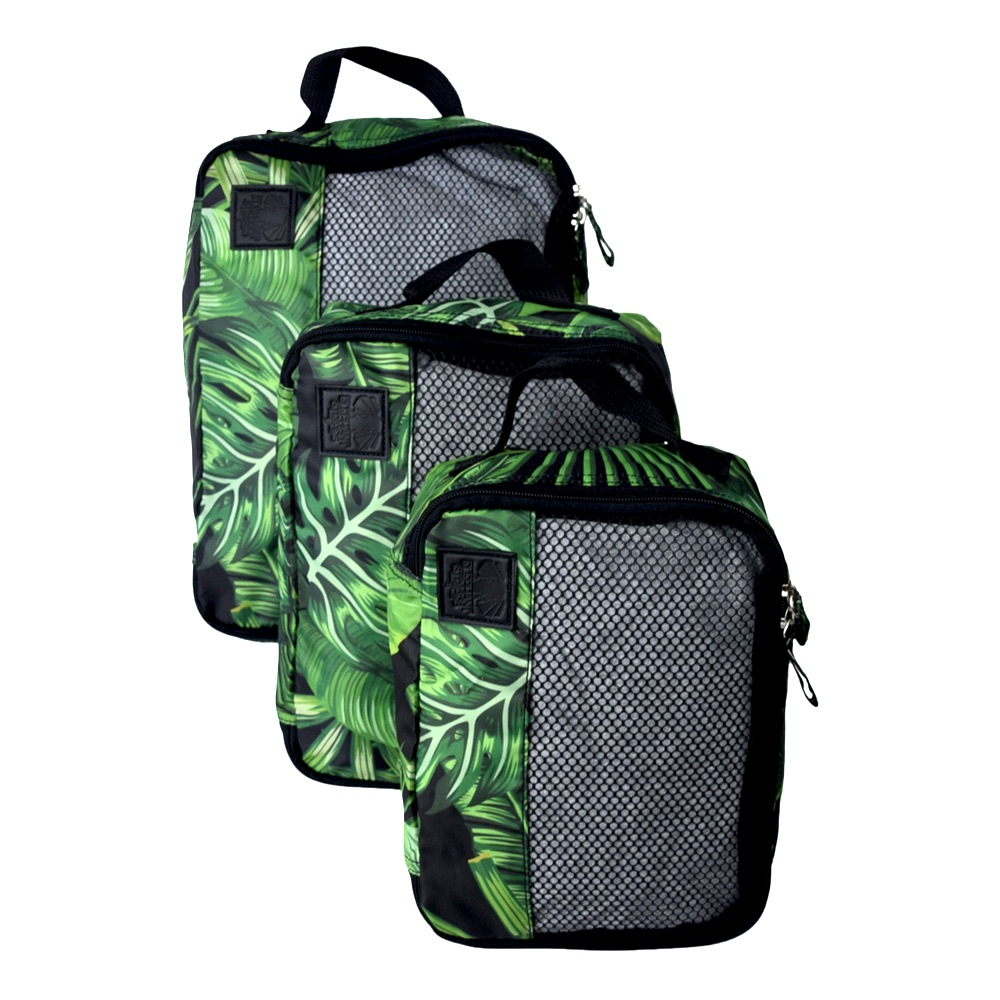 Packing Cells 3 Pack Rainforest Packing Cells Elephant Stripes Travel In Style