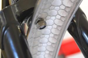 5617 Montiamo la bici parafanghi portapacchi Surly Cross Check 129