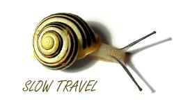 Utazás lakóautóval térkép - slow travel