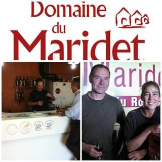 Úton Spanyolország felé - Domaine du Maridet