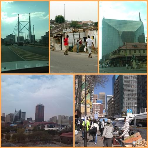 Városnézés Dél-Afrikában - Johannesburg
