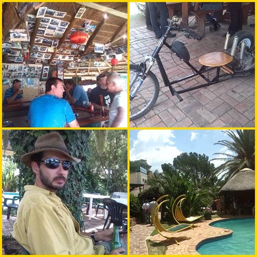 Élet Dél-Afrikában - kirándulás a Vaal Damnál