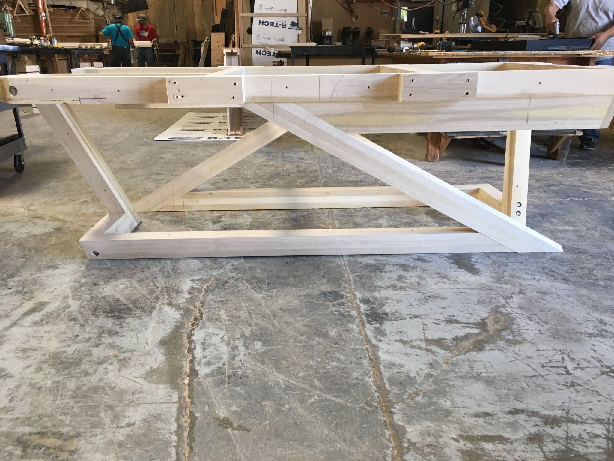Frame Pool Test How To Build A High End Custom Pool Table Elevate Customs