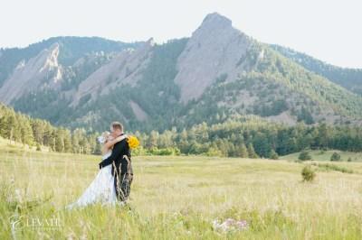 Boulder Weddings - Elevate Photography