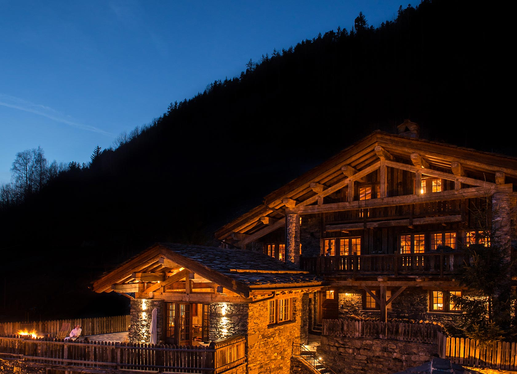 The Farmhouse Val D Isere Catered Ski Chalet In French Alps High End Vacation Val D Isere