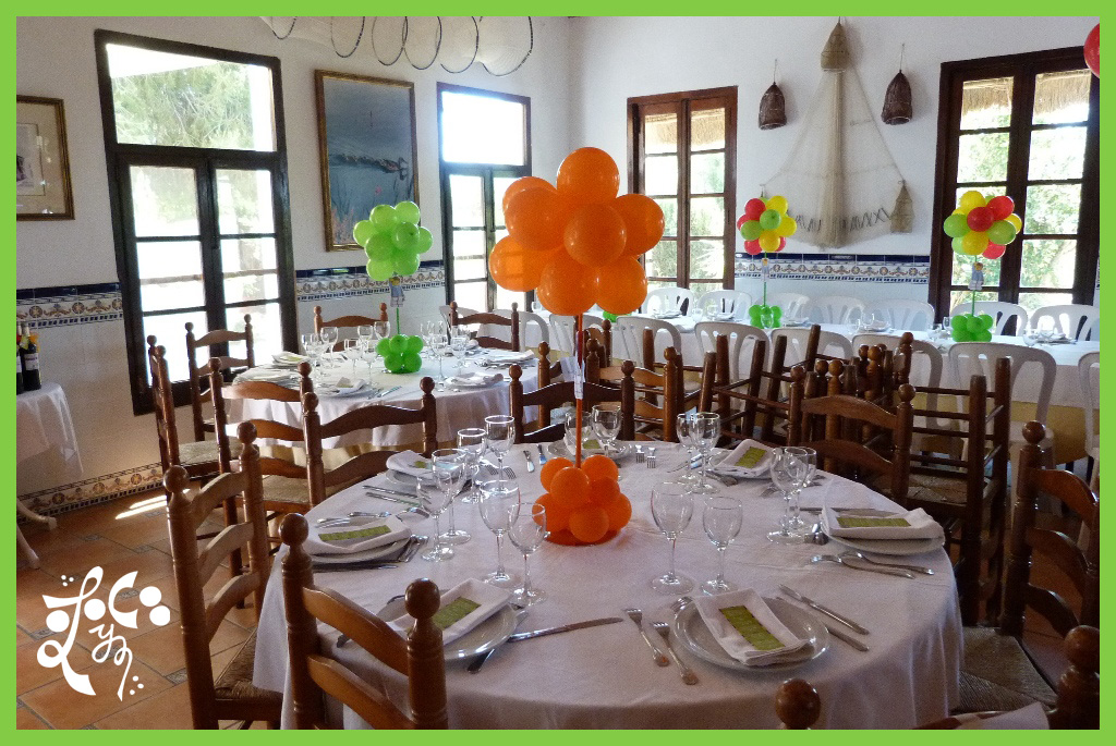 Comunion de lego valencia eleyce - Centros de mesa para comunion de nino ...