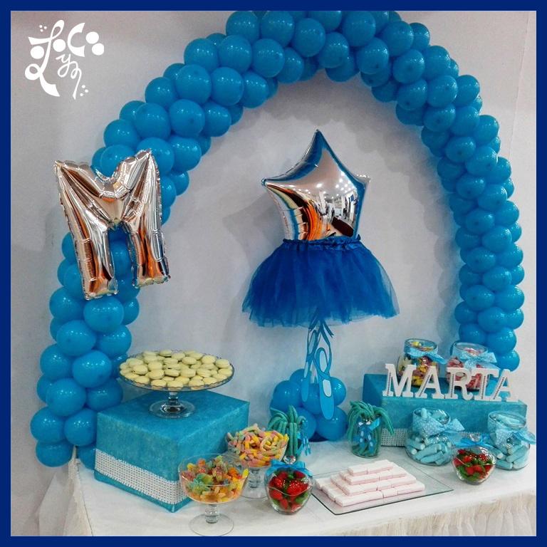Recordando nuestras mesas dulces eleyce for Mesas dulces comunion nina