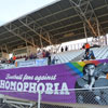 Football fans against homophobia