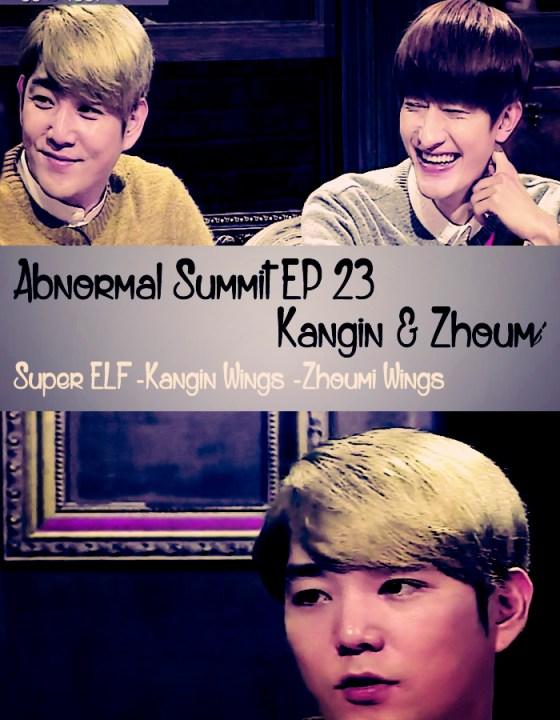 Kangin & Zhoumi