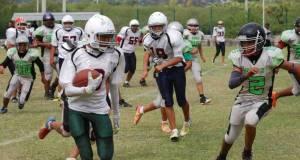 ESTE FIN de semana, juegan última fecha en el fútbol americano Juvenil A de la LUFAUAT.