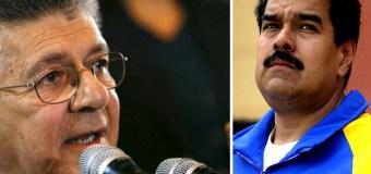 El mensaje de Ramos Allup a Maduro por prohibir drones el 1S