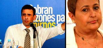 Capriles propone toma de los CNE para que se garantice revocatorio en 2016 (¡Ay Tiby!)