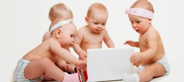 Bebê-Computador