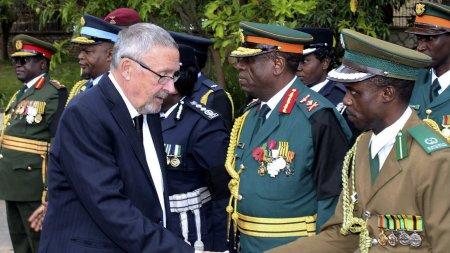 Zambian President 1964