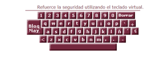 usar el teclado de windows