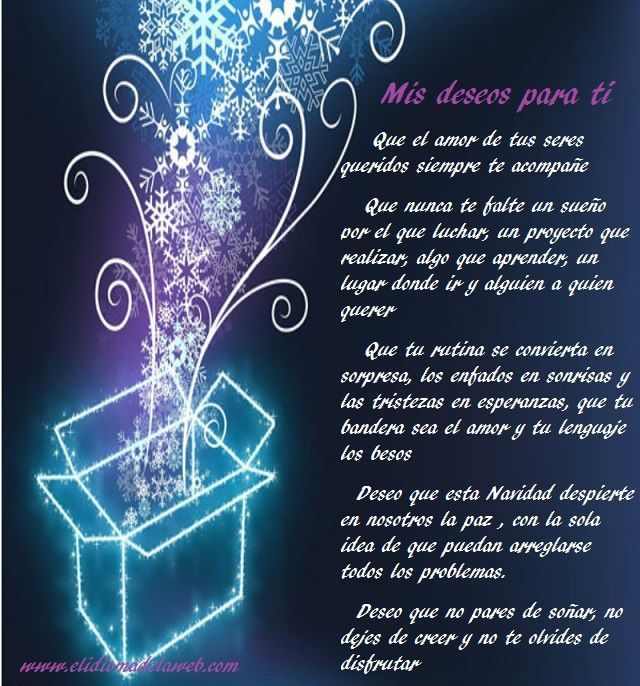 Mis mejores deseos para ti en navidad el idioma de la web - Deseos de feliz navidad ...