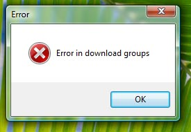 Free Download Manager Error