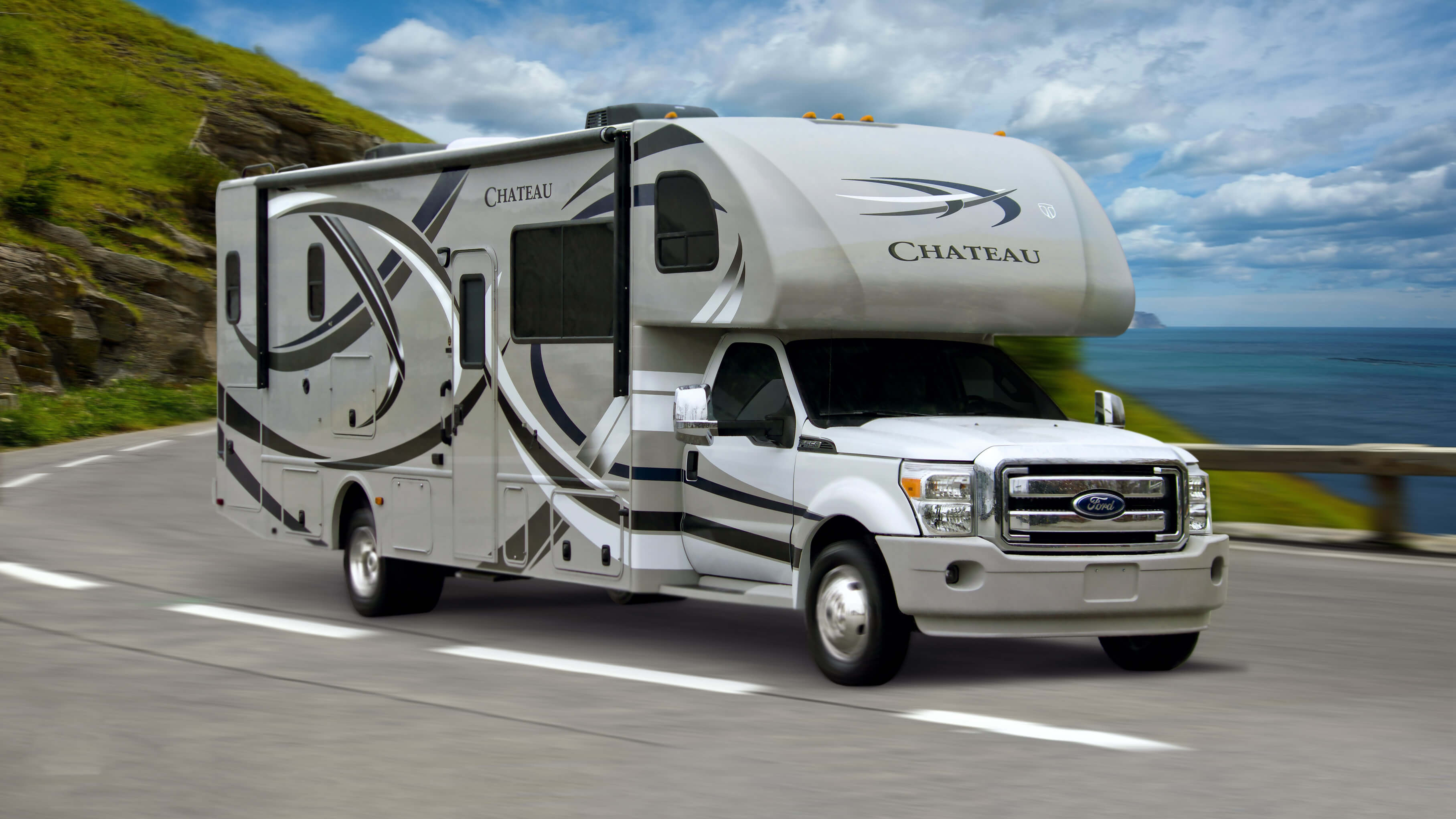 Class a rv motorhomes get your free rental quote now