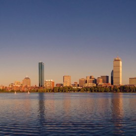 Hanhock & Prudential Towers, Boston, MA, USA