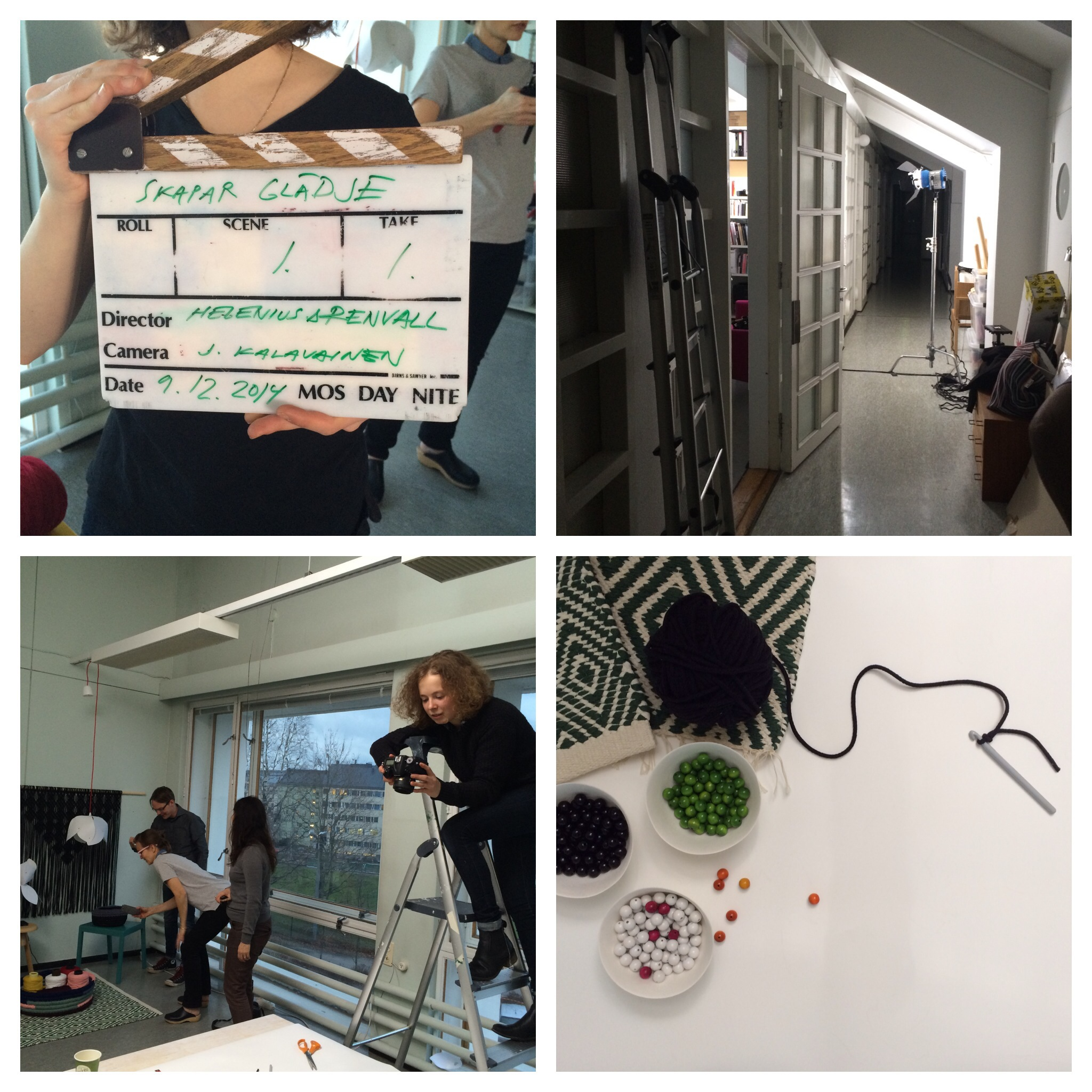 Home Decoration Collection Making Movie Shooting Video Studio Elina Helenius