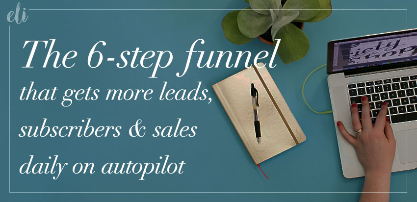 High Converting Sales Funnel