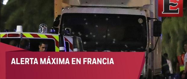 Terror en Francia, tercera parte