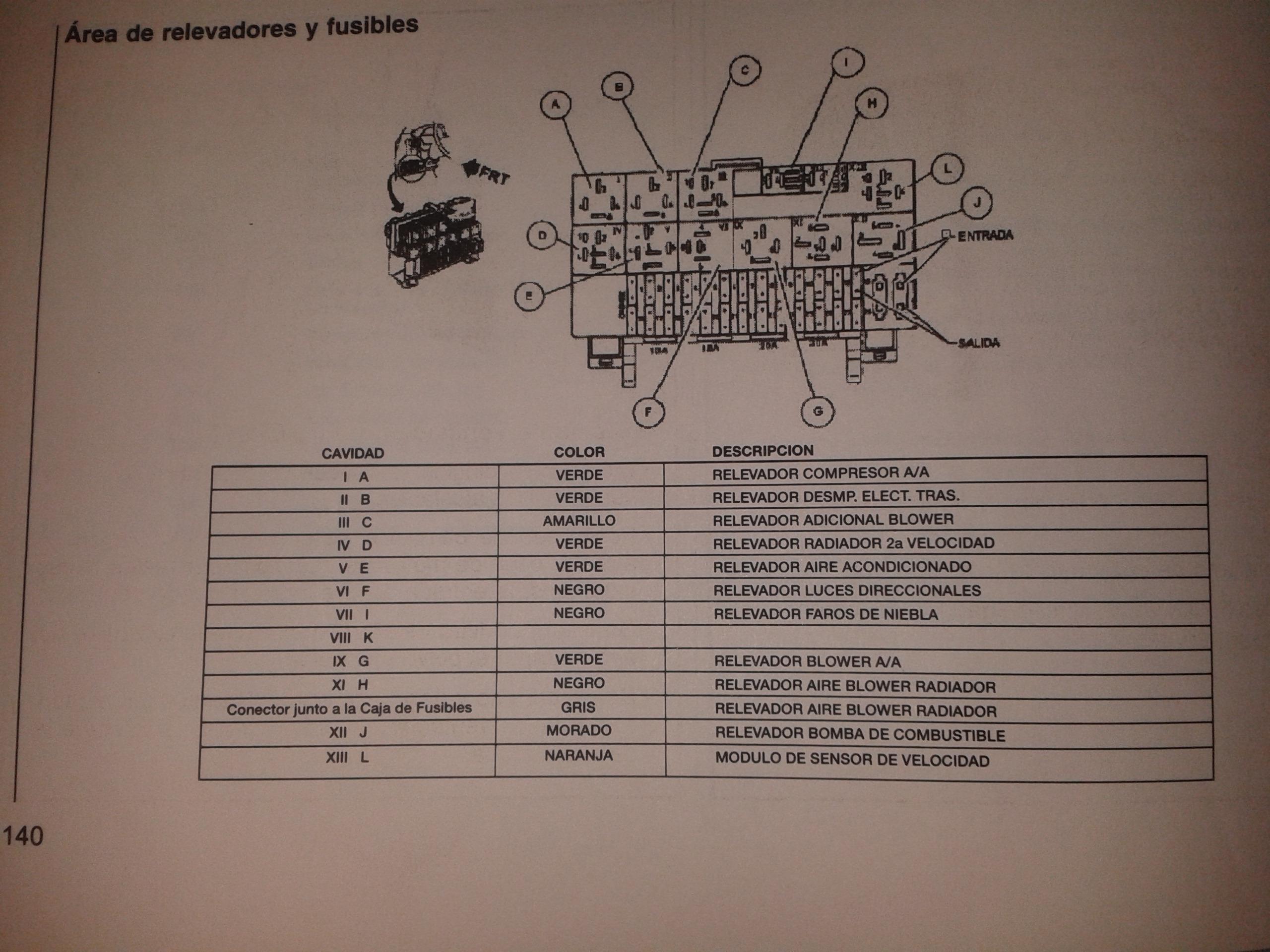 diagrama de cableado for 2005 ford f150