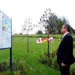 Israeli Ambassador To Lithuania Visits Plunge