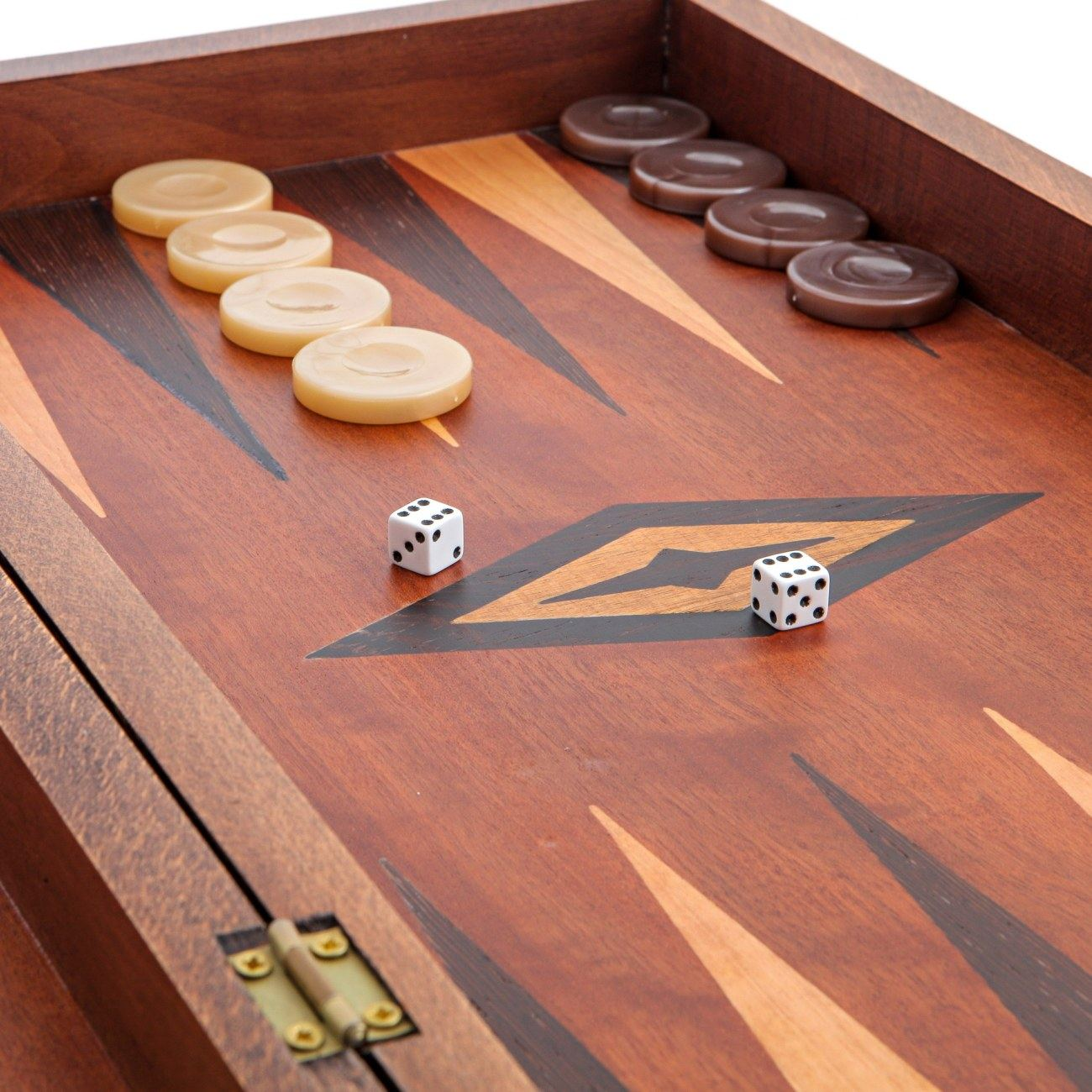 Handcrafted Games Backgammon Game Set Wooden Handmade Quotelderly Men