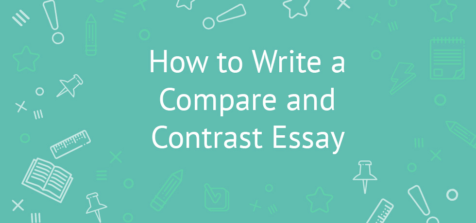 Writing a Compare and Contrast Essay Tips, Topic and Expamles