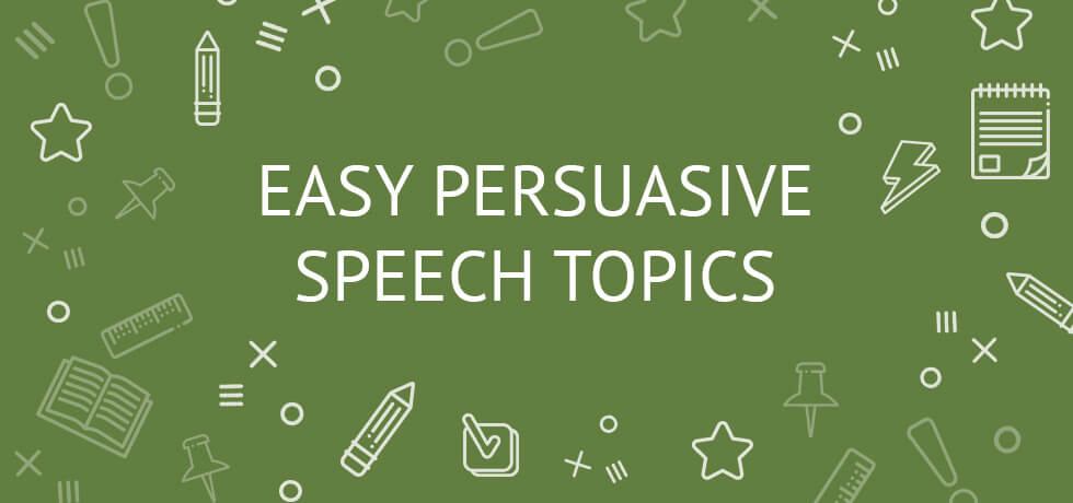 452 Good Persuasive Speech Topics For College Students
