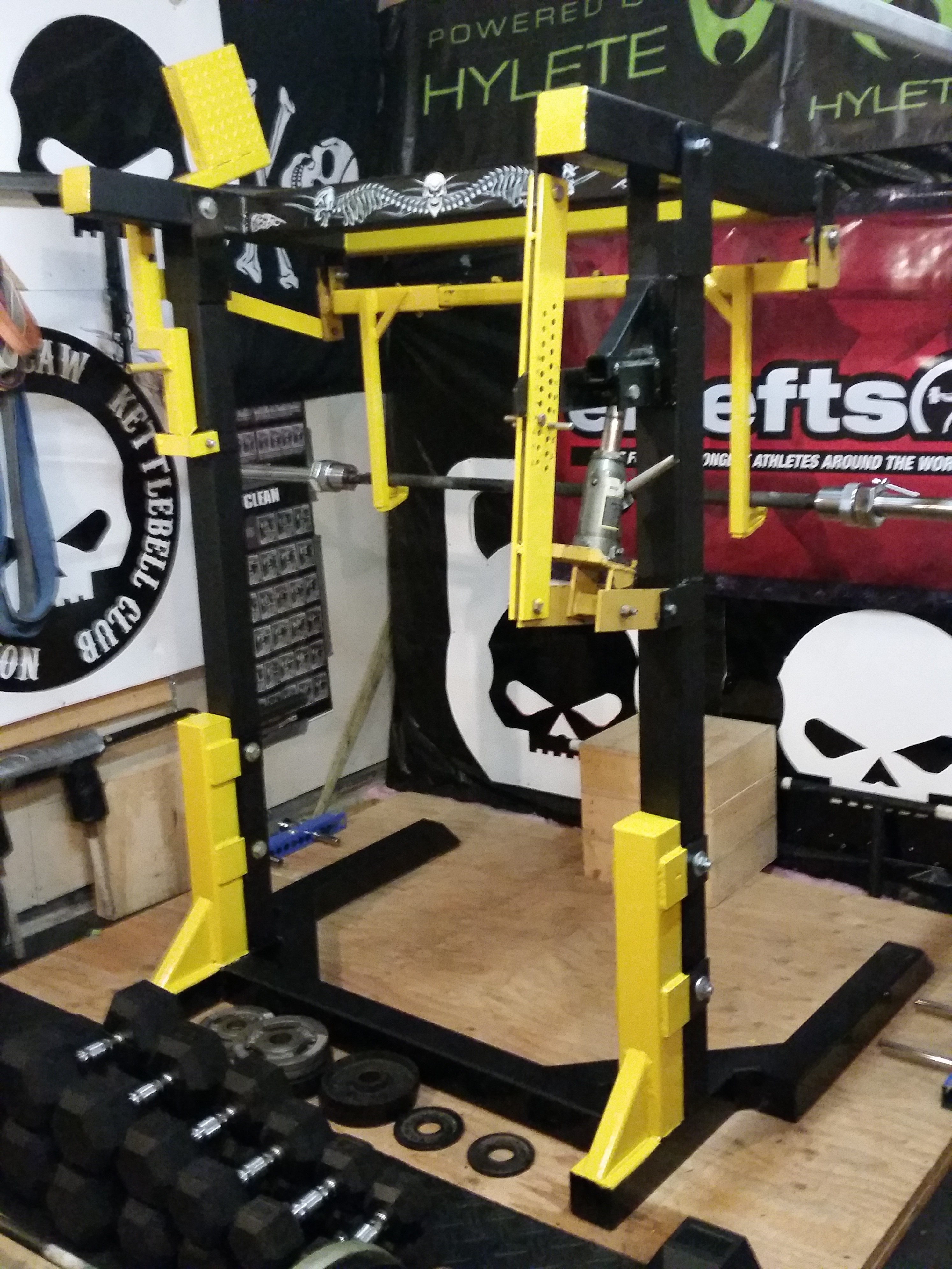 Garage Gym Warrior How To Build The Perfect Home Gym Elite Fts