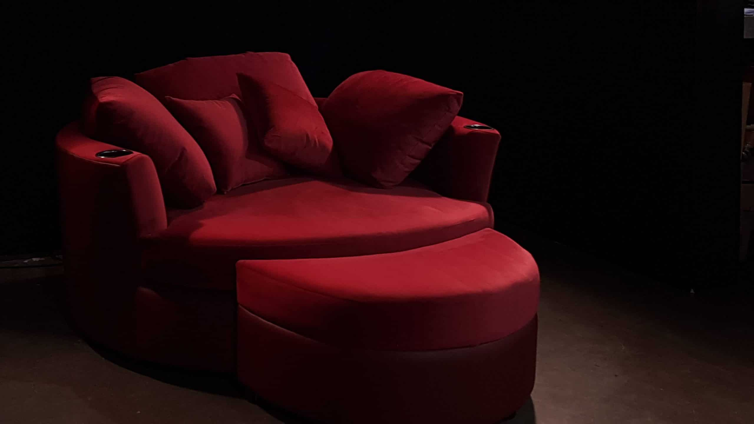 Design Couch Cuddle Couch Elite Home Theater Seating Build Your Own From 3 995