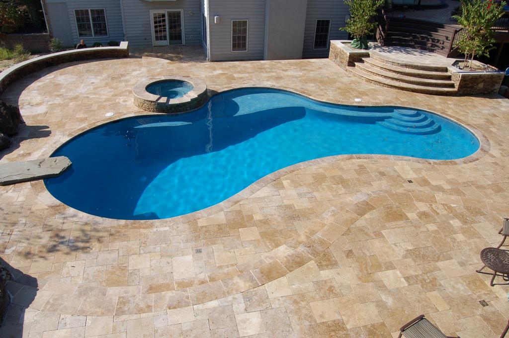 The Best Inground Swimming Pool for a Small Yard