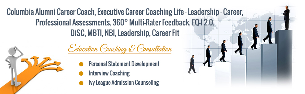 Executive Career Coaching, Resume Writing Services New York