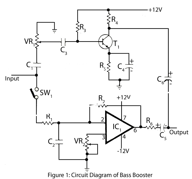 iball booster 5 1 circuit diagram