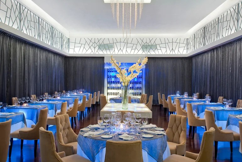 Elite Decor Menu Update For Le Blanc Spa Resort's Lumiere Restaurant