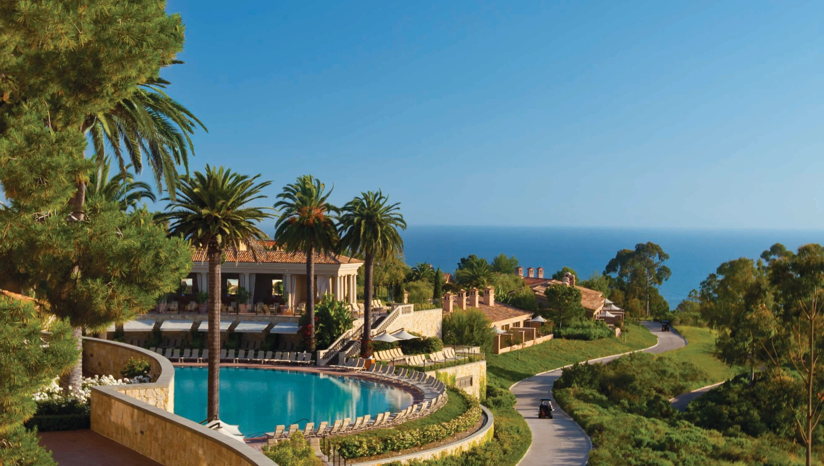 Adler Thermae Pelican Hill Earns Newport Beach's Only Forbes Travel