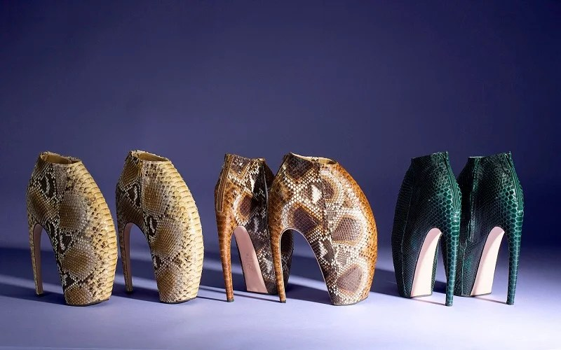 Luxury Watches Alexander Mcqueen's Armadillo Boot Goes To Auction | Elite